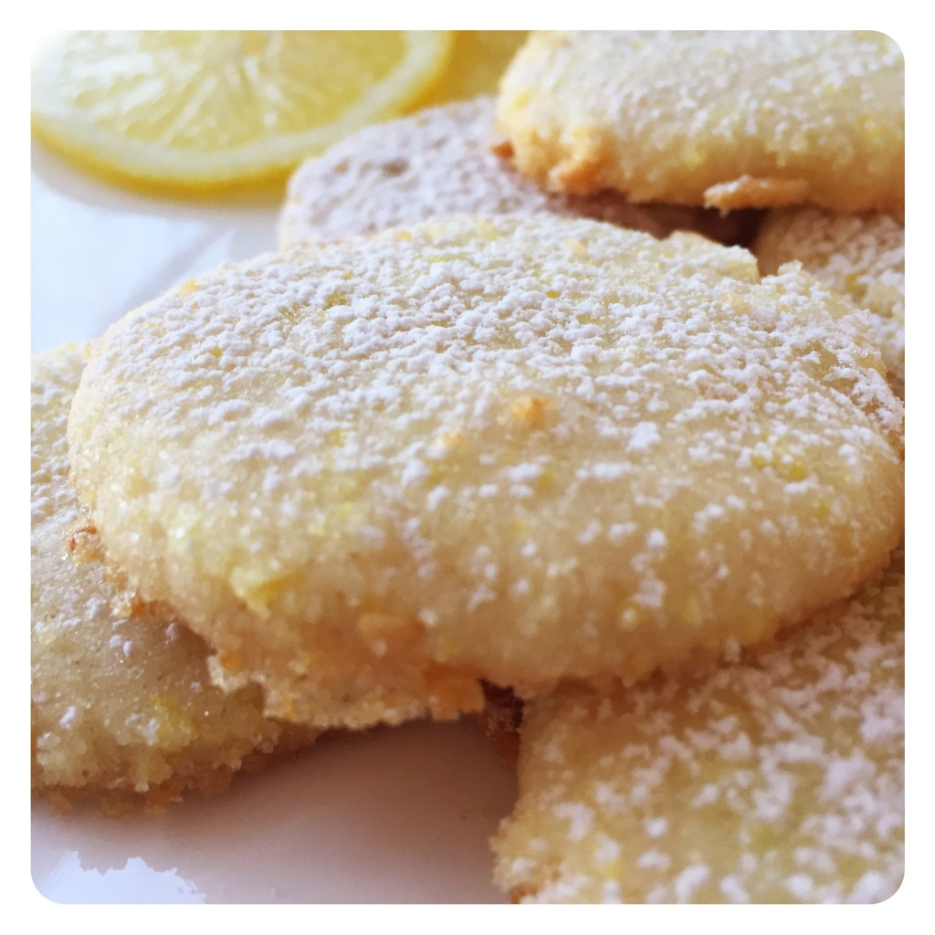 Lemon Almond Spring Cookie