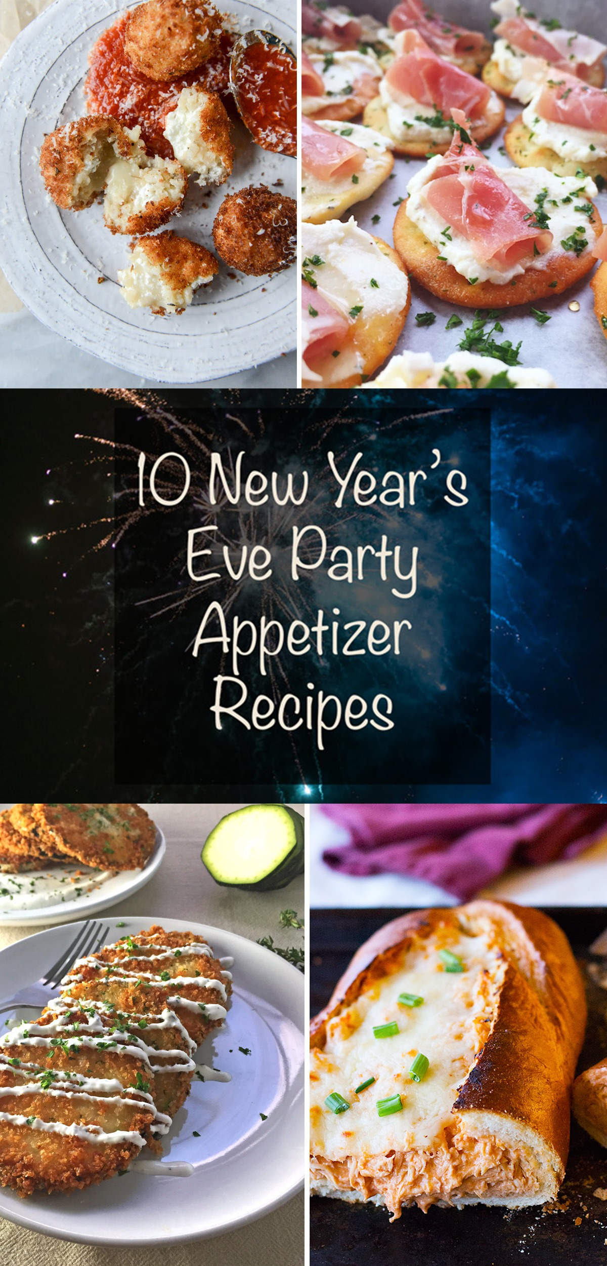 10 new year s eve party appetizer recipes seasonly creations for Appetizer ideas for new years eve party