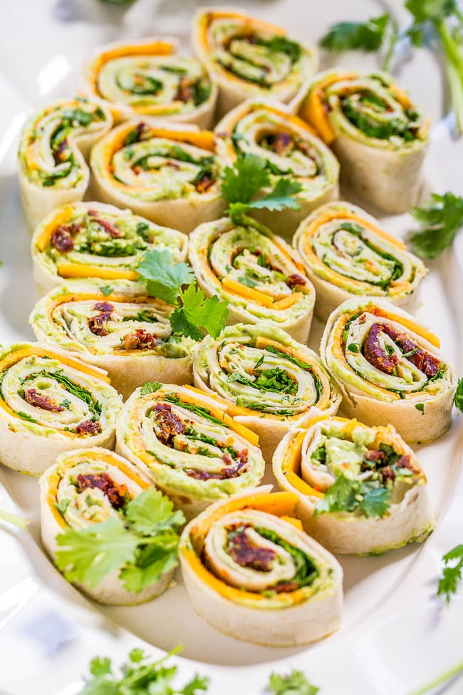 10 New Year S Eve Party Appetizer Recipes Seasonly Creations