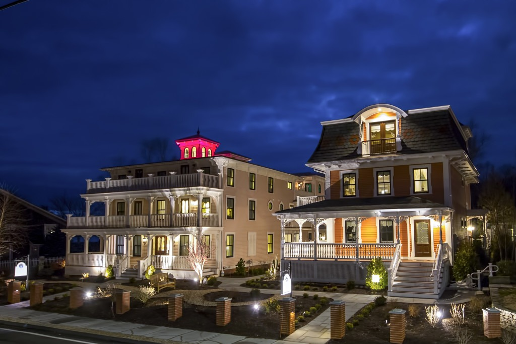 Food and Travel: Saybrook Point Inn & Spa's New Tall Tales Guest House
