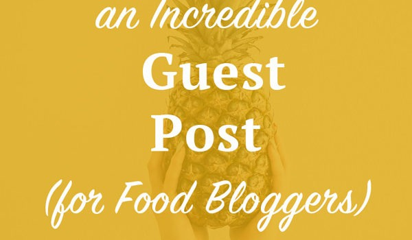 How to Write Guest Posts (for Food Bloggers). Wanna write guests post that actually grow your audience? If you're a food blogger and you're wondering how to write an effective guest post that will drive results, you're in the right place! Click through for the full article. | SeasonlyCreations.com | @SeasonlyBlog