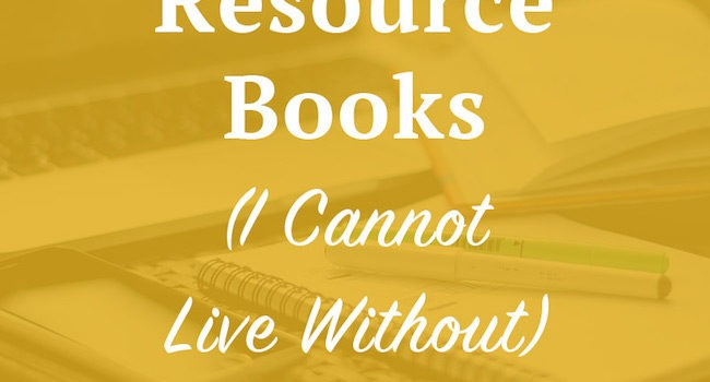 Five Food Blogger Resource Books I Cannot Live Without. | Are you a food blogger looking for books and resources? Then I've got the perfect article for you! Whether you want to become a better food writer, turn your food passion into a business, or need food definitions at your finger tips, You're sure to find at least one of these books helpful in your food blogging journey :) Click through for the full list of my Five Food Blogger Resource Books | SeasonlyCreations.com | @SeasonlyBlog