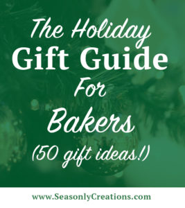 The 2016 Holiday Gift Guide for Bakers