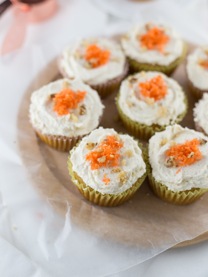 Dairy Free Carrot Cake Frosting Recipe